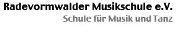 Sponsoren Radevormwalder Musikschule e.V.